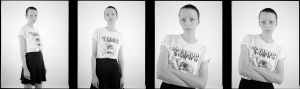 Davide Cossu_Sarah Mccall_LFW SS18_contact sheet