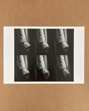 Artist Support Pledge Model Hands