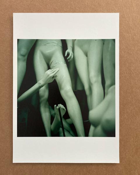 Artist Support Pledge Mannequins #01